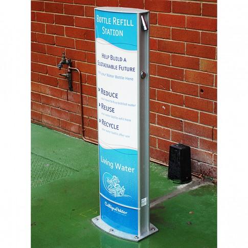 aquafil-1200mm-Water-bottle-Refill-Station-2