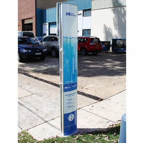 Aquafil-2100mm-Waterbottle-Refil-Station-1