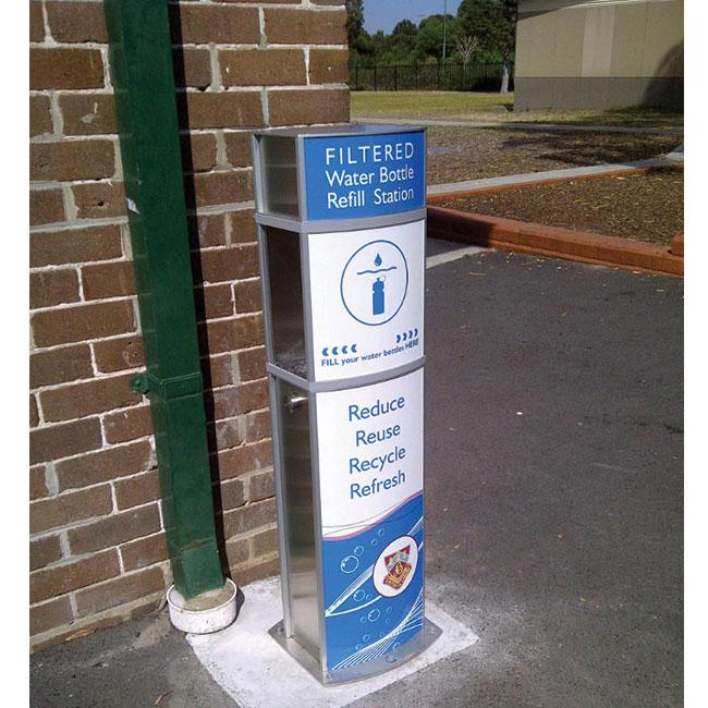 Junior Water Bottle Refill Station